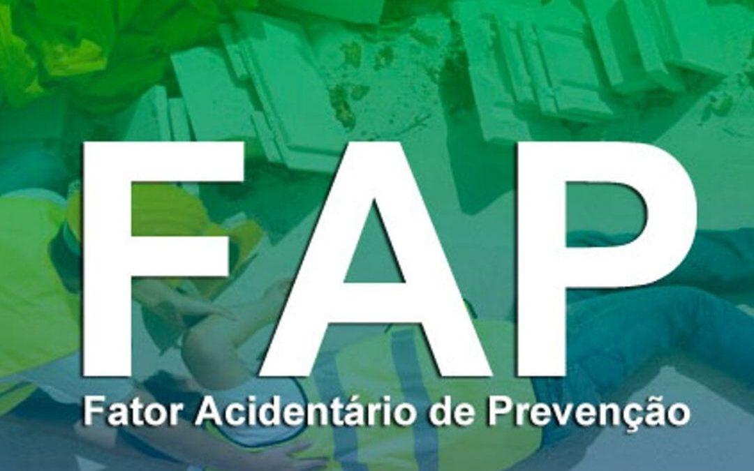 Divulgado o Fator Acidentário de Prevenção (FAP) com vigência para 2020